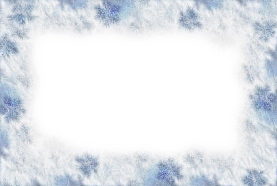 fondo azul y blanco
